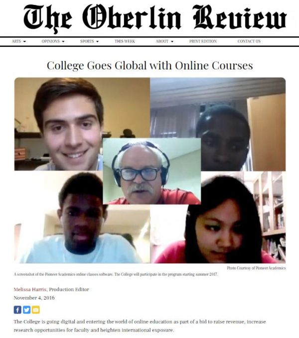 Oberlin Review